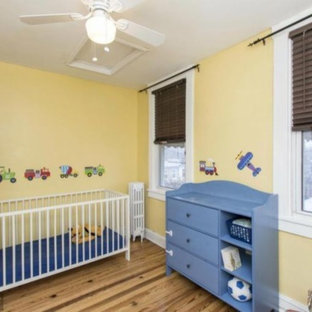 75 Beautiful Small Yellow Nursery Pictures Ideas Houzz