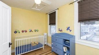 Kids Space (Bedroom + Playroom)