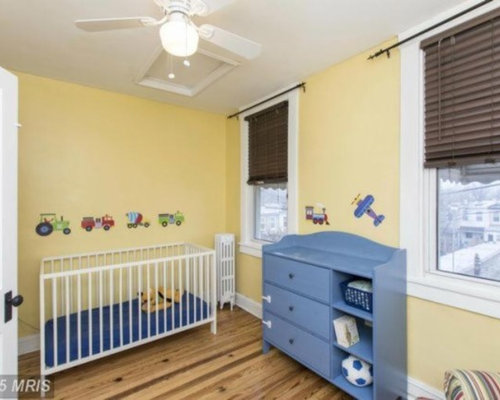 Our 25 Best Boy Nursery with Yellow Walls Ideas | Houzz