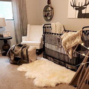Immagine di una cameretta per neonati tradizionale