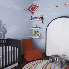 modern kids by PURVI PADIA DESIGN