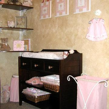 Kumpe - Pink Princess Nursery