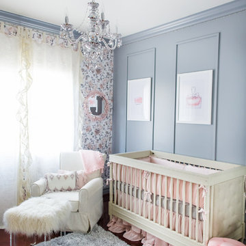 Lacey Chabert Celebrity Nursery Project with Vanessa Antonelli