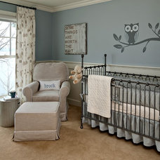 traditional nursery by Design By Lisa