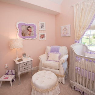 Shabby Chic Style Babyzimmer In New York Ideen Design Bilder Houzz