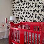 Pattern Play Nursery Contemporary Nursery New York
