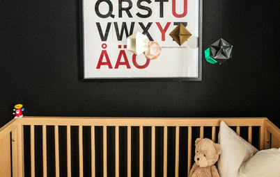 Room of the Day: A Nursery for a Little Bookworm