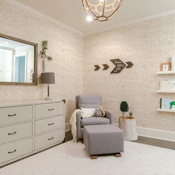 Little Crown Interiors - Neutral Nursery