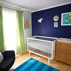 Modern Nursery Locke's Room