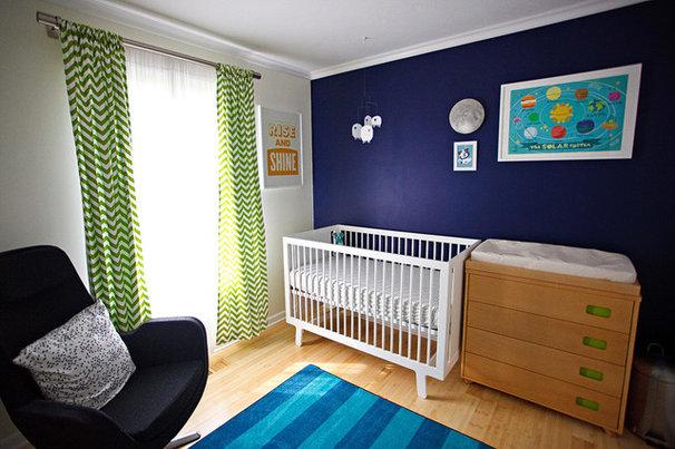 Modern Nursery Locke's Room