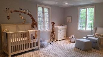 Madagascar Themed Nursery