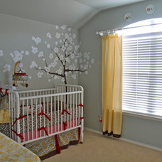 Contemporary Nursery by I like it, I love it!