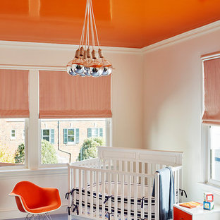 This is an example of a traditional nursery in San Francisco.