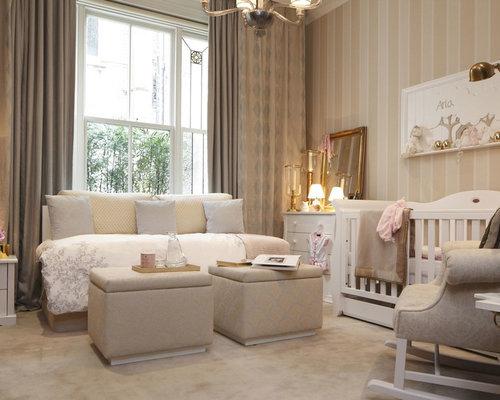 Luxury Nursery Design Ideas  Remodel Pictures  Houzz