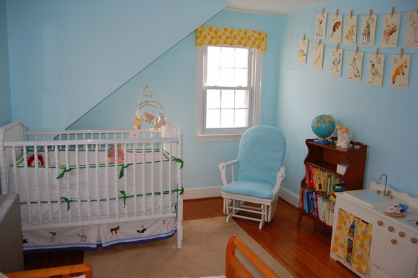 Eclectic Nursery Mia and Nick's Shared Nursery