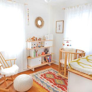 Midcentury Modern Nursery