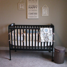 Traditional Kids by Interior Design Concepts