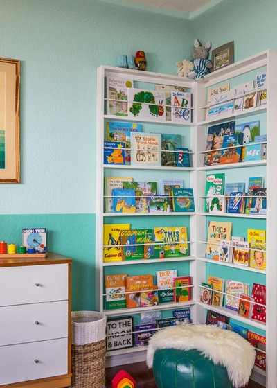 Eclectic Nursery by Mend
