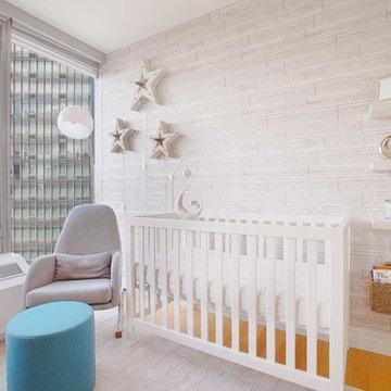 Modern Celestial Nursery
