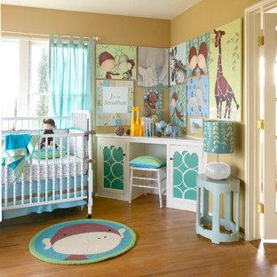 Modern Jungle Themed Nursery