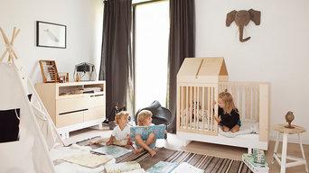 Modern nursery