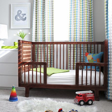 Traditional Nursery by EM DESIGN INTERIORS