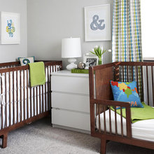 Nurseries For Twins Multiply Style