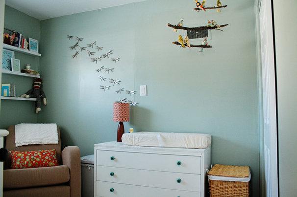Contemporary Nursery Modern Nursery