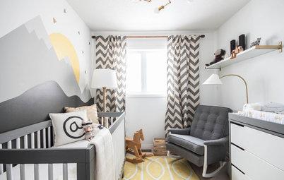10 ideas sencillas para decorar la habitación de tu bebé