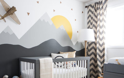 Kids' Rooms: How to Create a Nursery That Will Grow With Your Baby