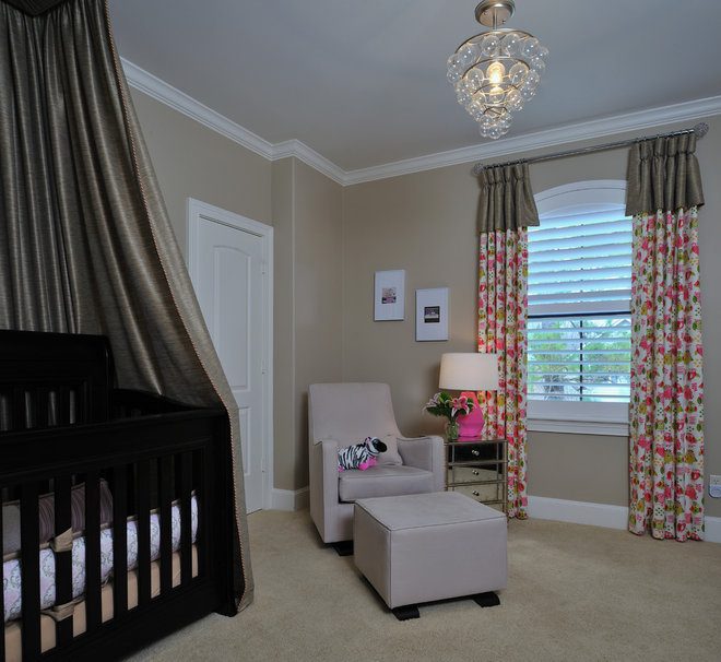 Modern Nursery by Luxury For The Home