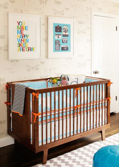 Fabulous Modern Nursery by Niche Interiors