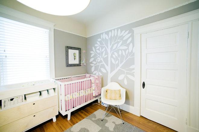 Eclectic Nursery by Regan Baker Design
