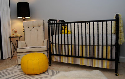 Get This Look: Colorful, Classy Nursery