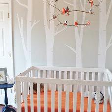 Nursery by Simply Salvage Interiors