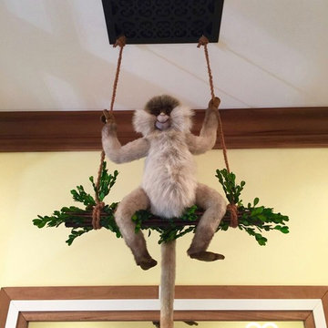 Monkey's Jumping on the Bed - Monkey Mobile