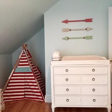 Multi-Colored Andover Nursery