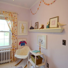 Contemporary Nursery by Kelly Donovan