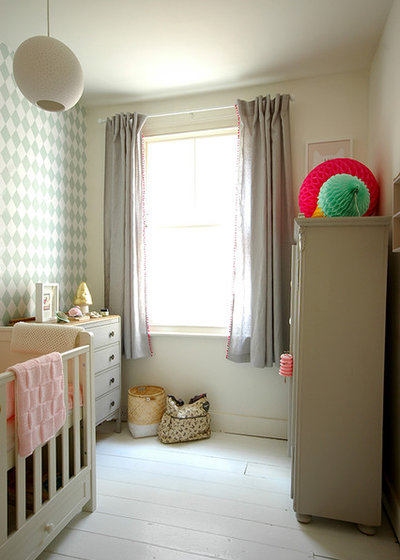 Eclectic Nursery by Patchwork Harmony