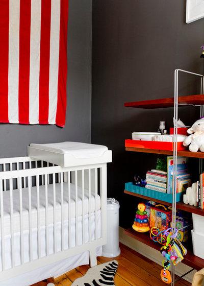 Eclectic Nursery by Rikki Snyder