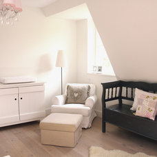 Contemporary Nursery by Holly Marder