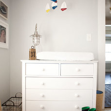 Traditional Nursery by Tess Fine