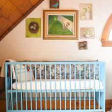 Farmhouse Nursery by Tess Fine