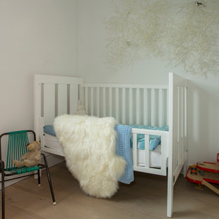 Modern nursery in Amsterdam.
