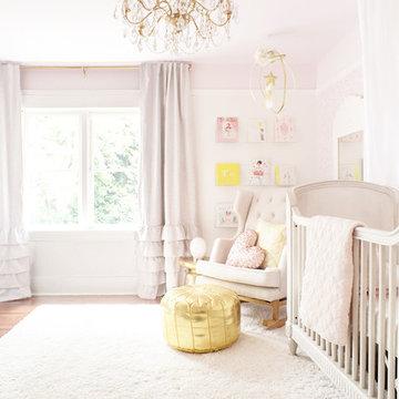 Nayviah's Baby Nursery