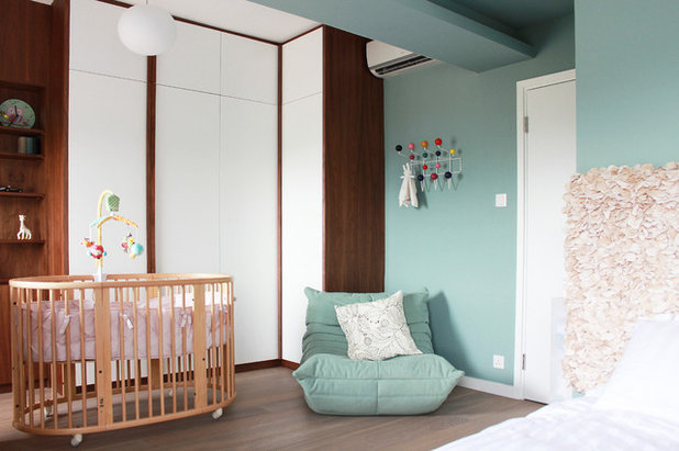 Модернизм Комната для малыша by hoo Interior Design & Styling