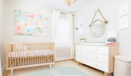 Nursery Design Lessons From a New Baby's Room