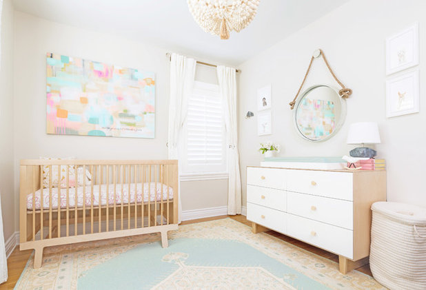 Nursery Design Lessons From a New Babys Room