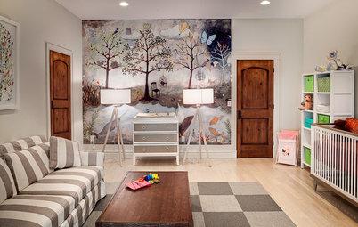 17 Murales Fantastici che Fanno Felici Tutta la Famiglia