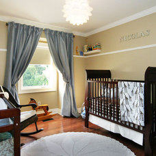 Traditional Nursery by M Design